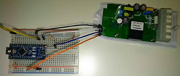 Wie du mit einem Arduino Nano ein Sonoff flashst